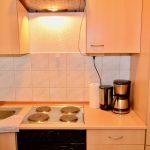 Küche Ferienwohnung Universität