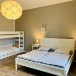 großes Schlafzimmer Roßplatz